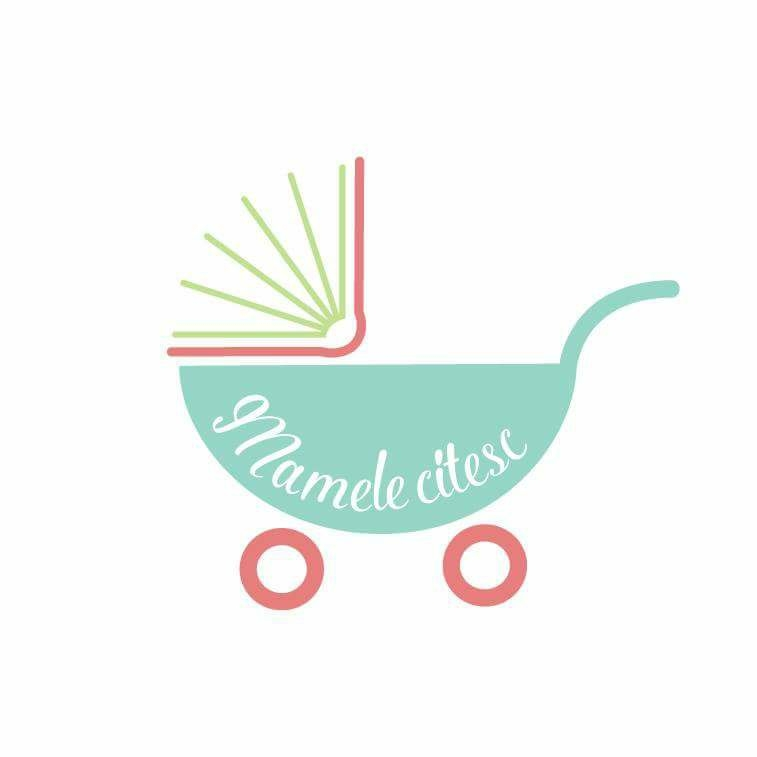 Asociația Mamele citesc logo