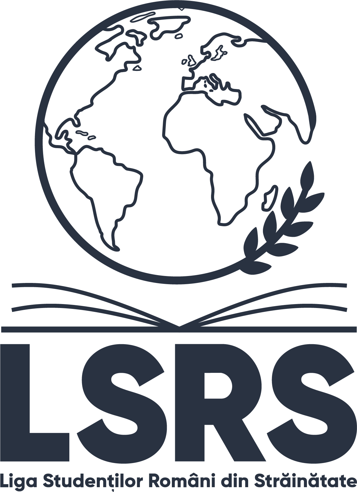 Asociația Liga Studenților Români din Străinătate logo