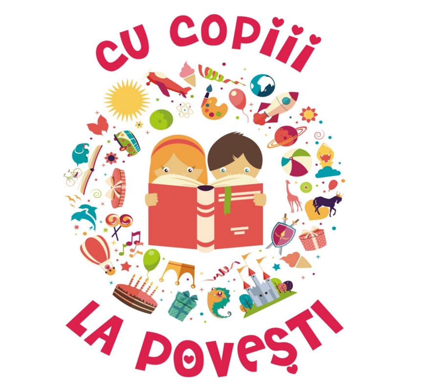 Asociatia Cu copiii la povesti logo
