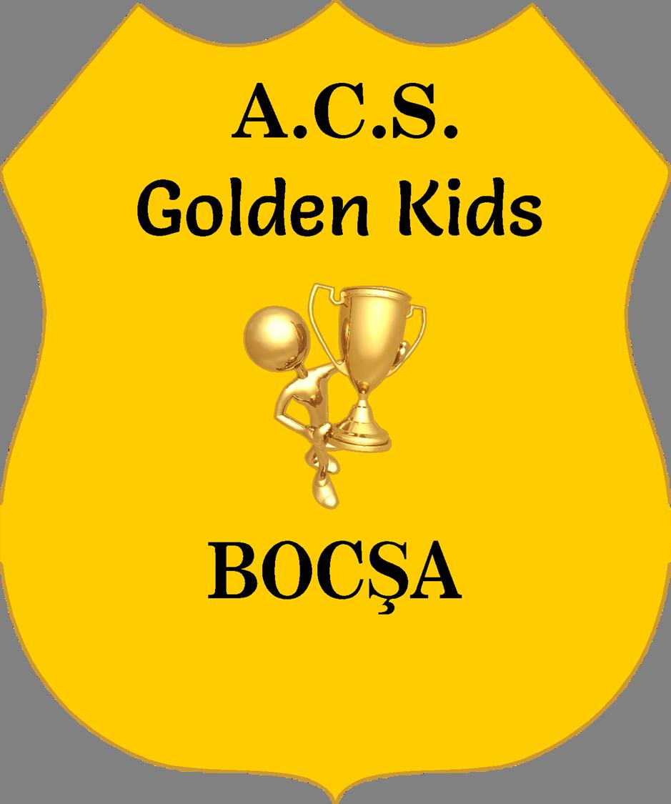Asociația Club Sportiv Golden Kids Bocșa logo