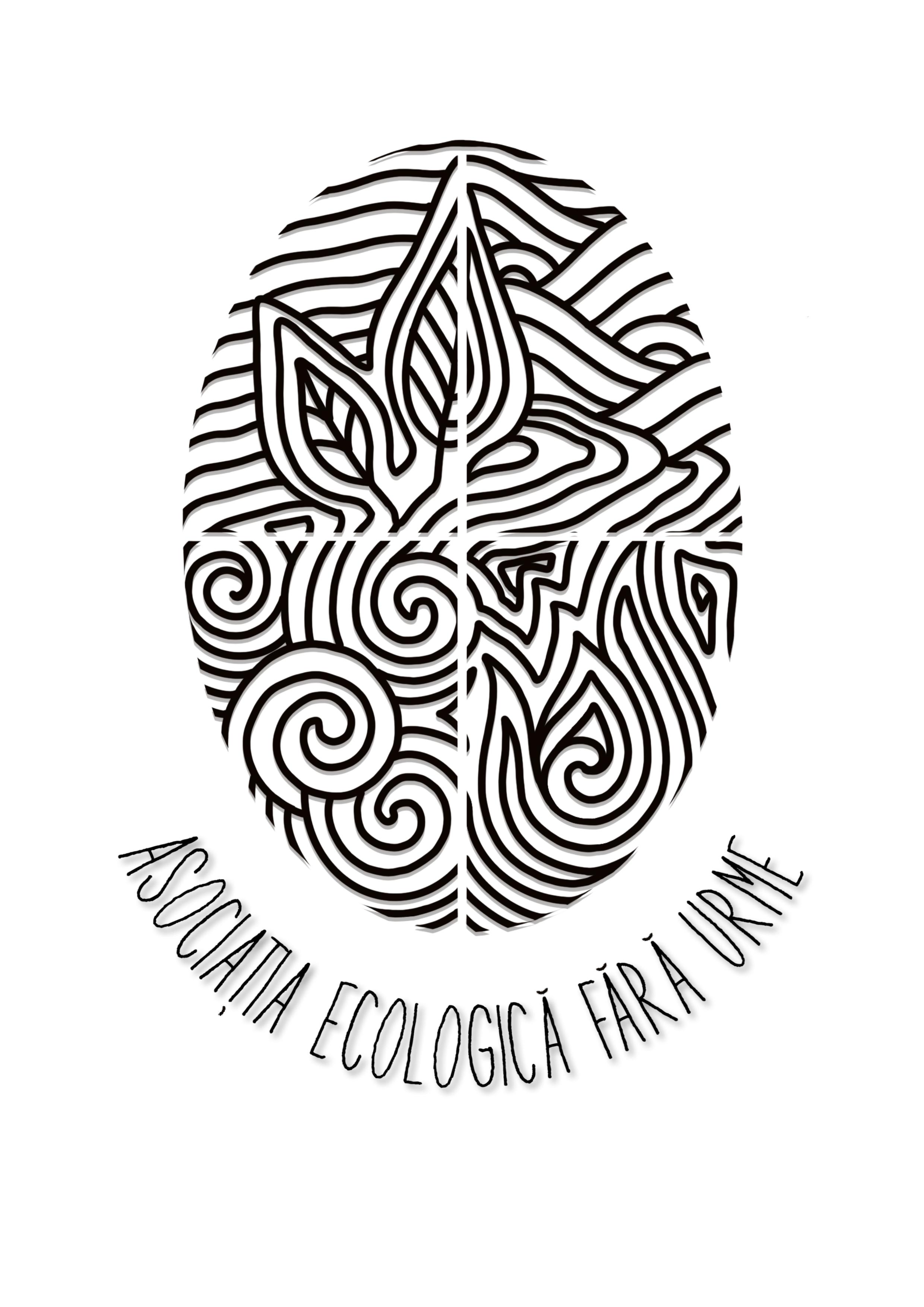 Asociatia Ecologica Fara Urme logo