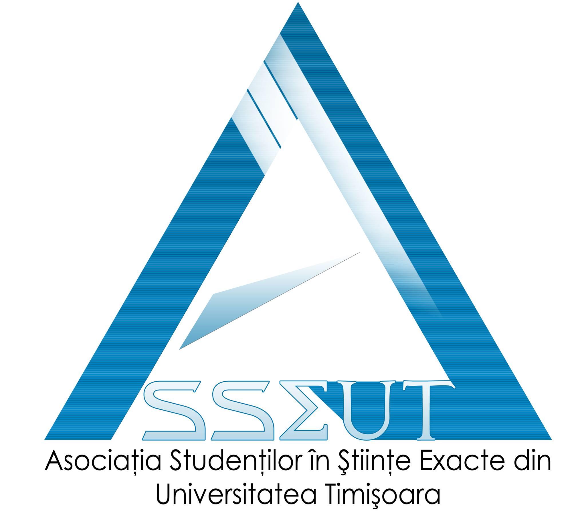 ASOCIATIA STUDENTILOR IN STIINTE EXACTE DIN UNIVERSITATEA  TIMISOARA logo