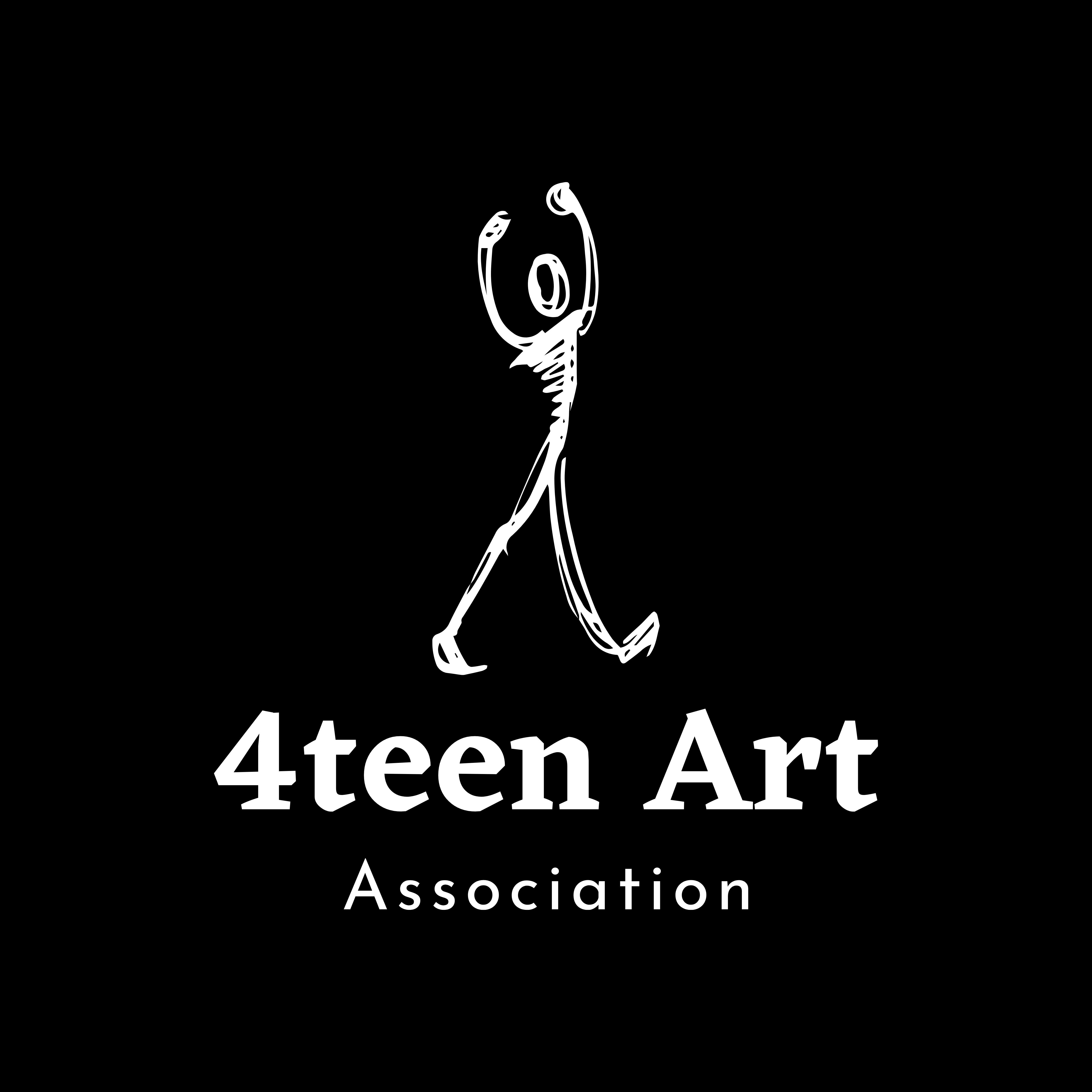 4TEEN ART ASSOCIATION logo