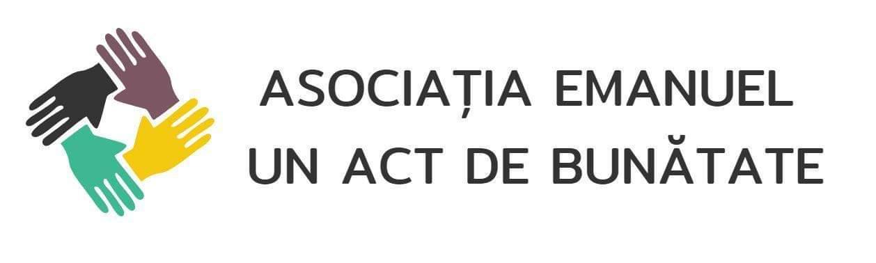 Asociația Emanuel Un Act de Bunătate  logo