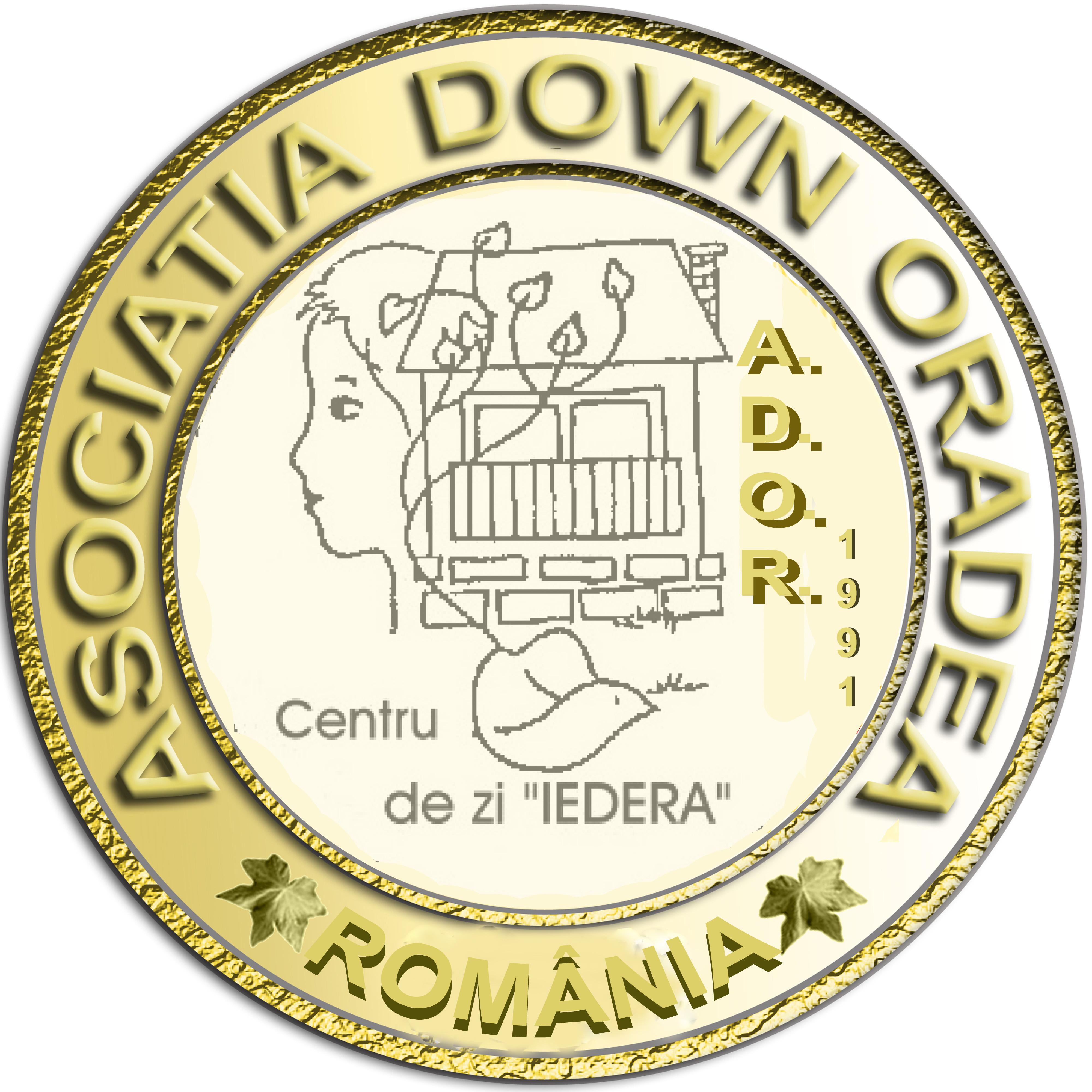 Asociatia Down Oradea Romania-ADOR logo