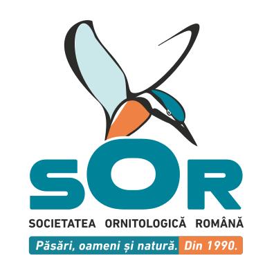 Societatea Ornitologică Română logo