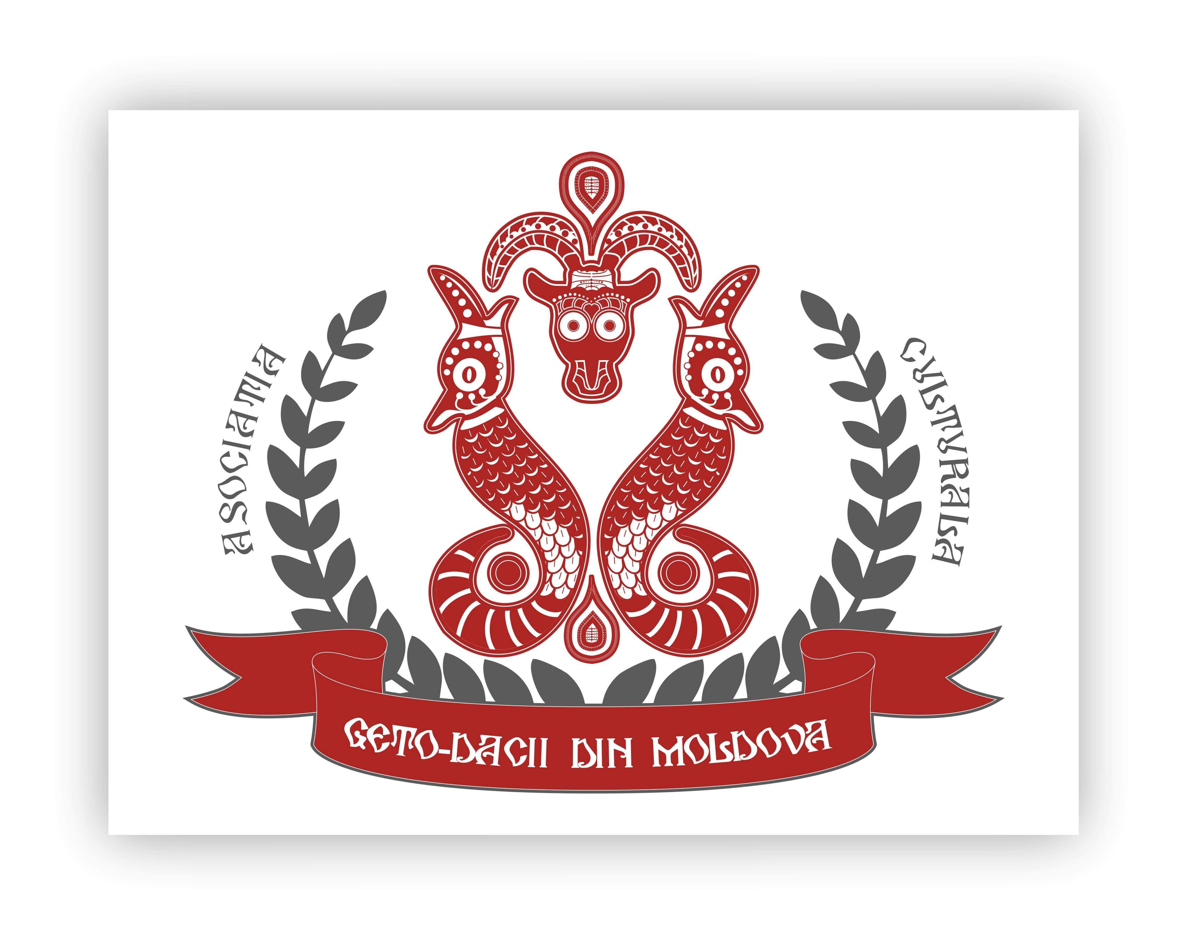 Asociatia Culturala Geto-Dacii din Moldova logo
