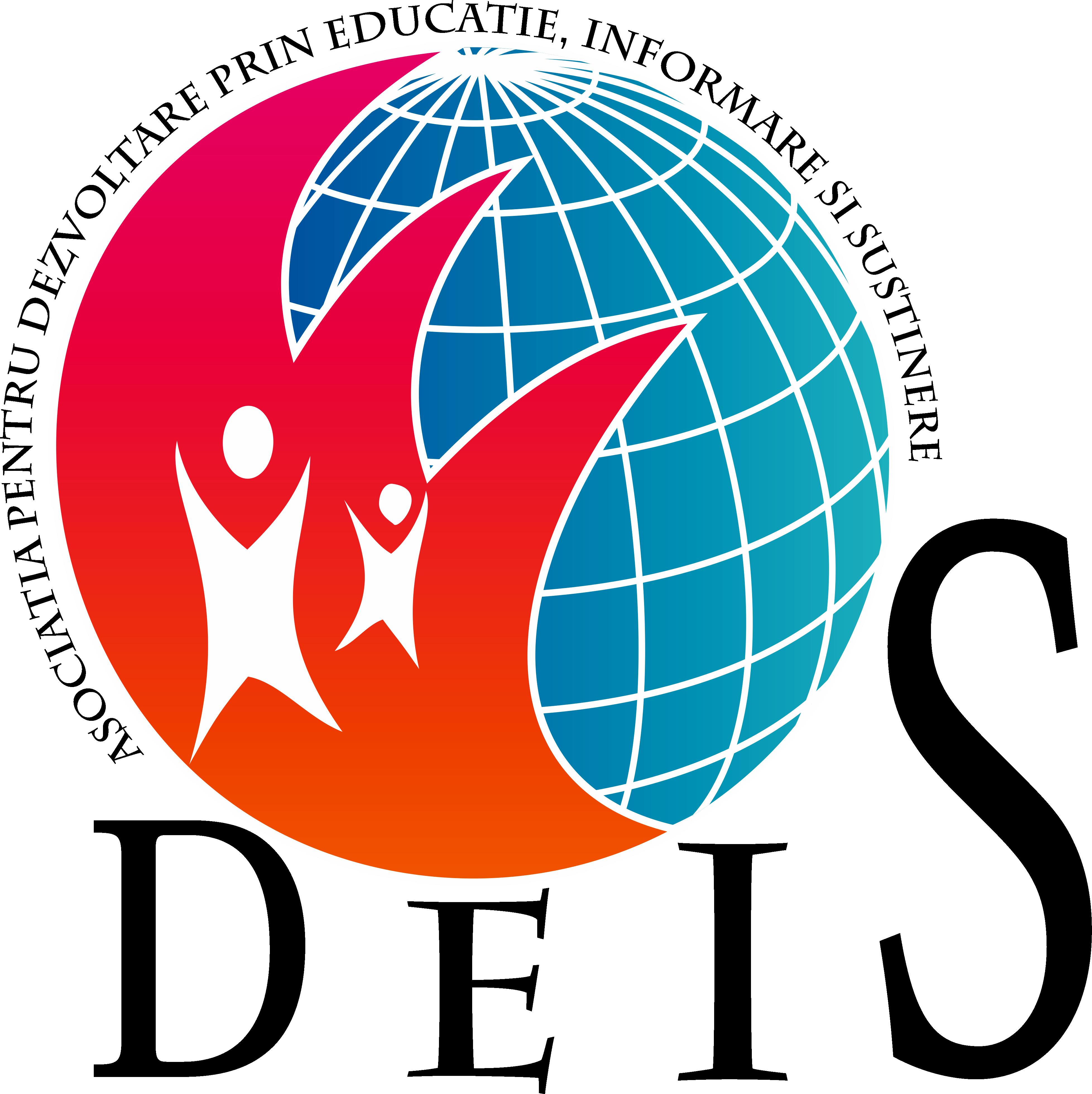 Asociatia pentru Dezvoltare prin Educatie, Informare si Sustinere - D.E.I.S. logo