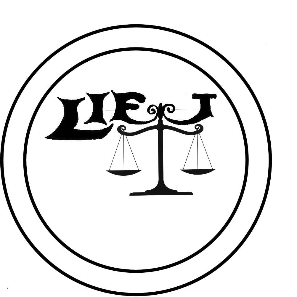 Asociatia LIEJ (Lupta Impotriva Erorilor din Justitie) logo
