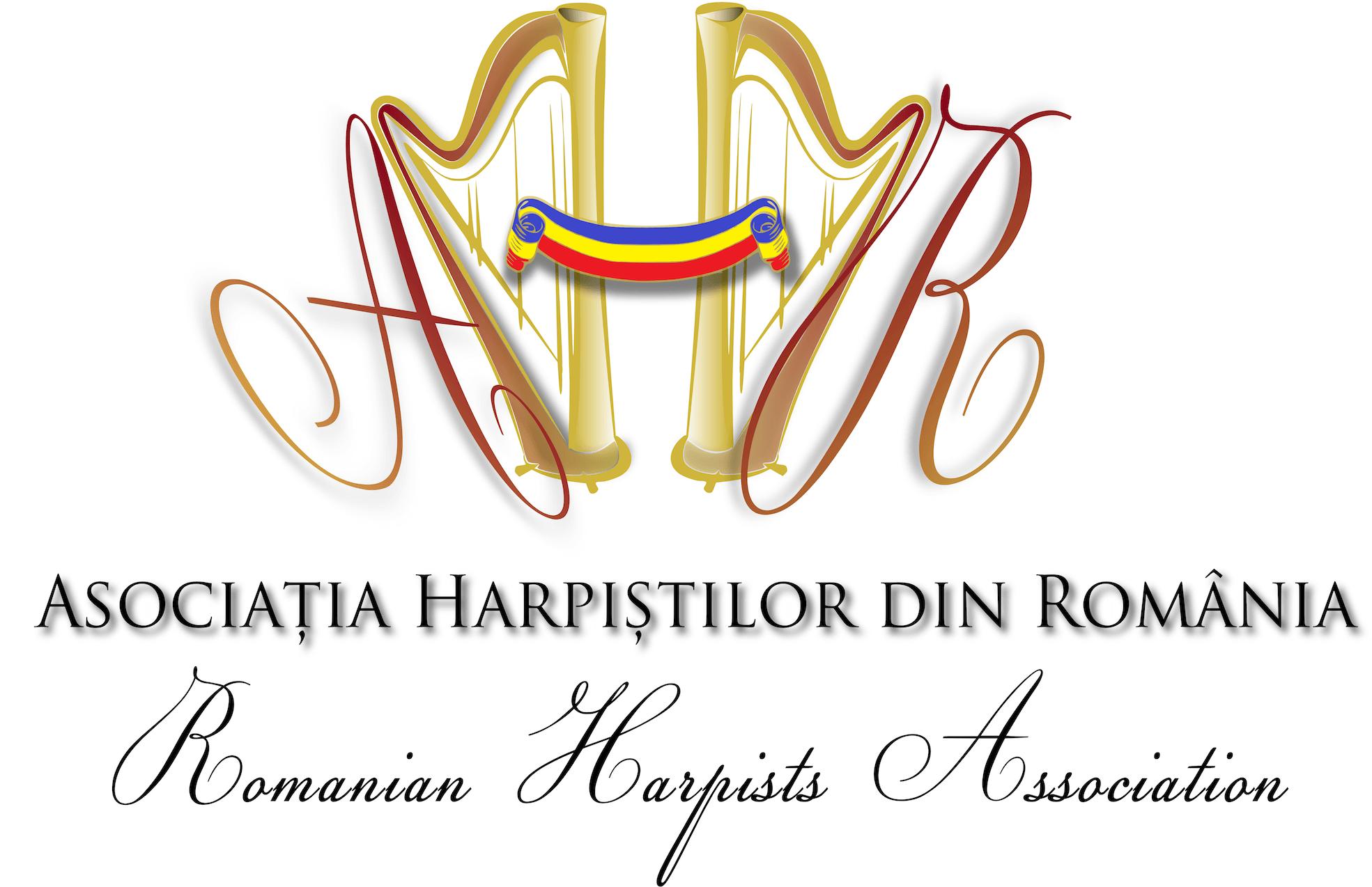 Asociația Harpiștilor din România logo