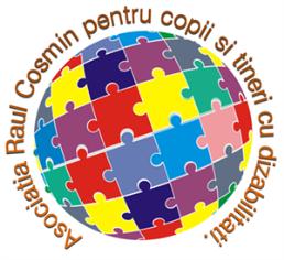 Asociatia Raul Cosmin pentru copii si tineri cu dizabilitati logo