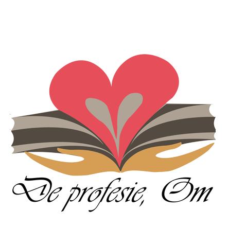 """Asociaţia """"De profesie, OM""""   logo"""