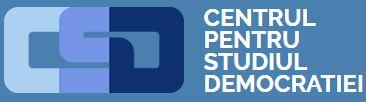Centrul pentru Studiul Democratiei logo