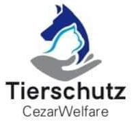 Asociatia pentru protectia animalelor Cezar logo