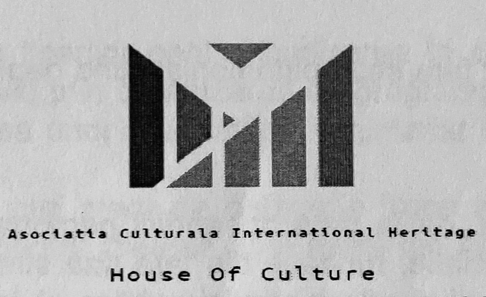 Asociatia Culturala International Heritage logo