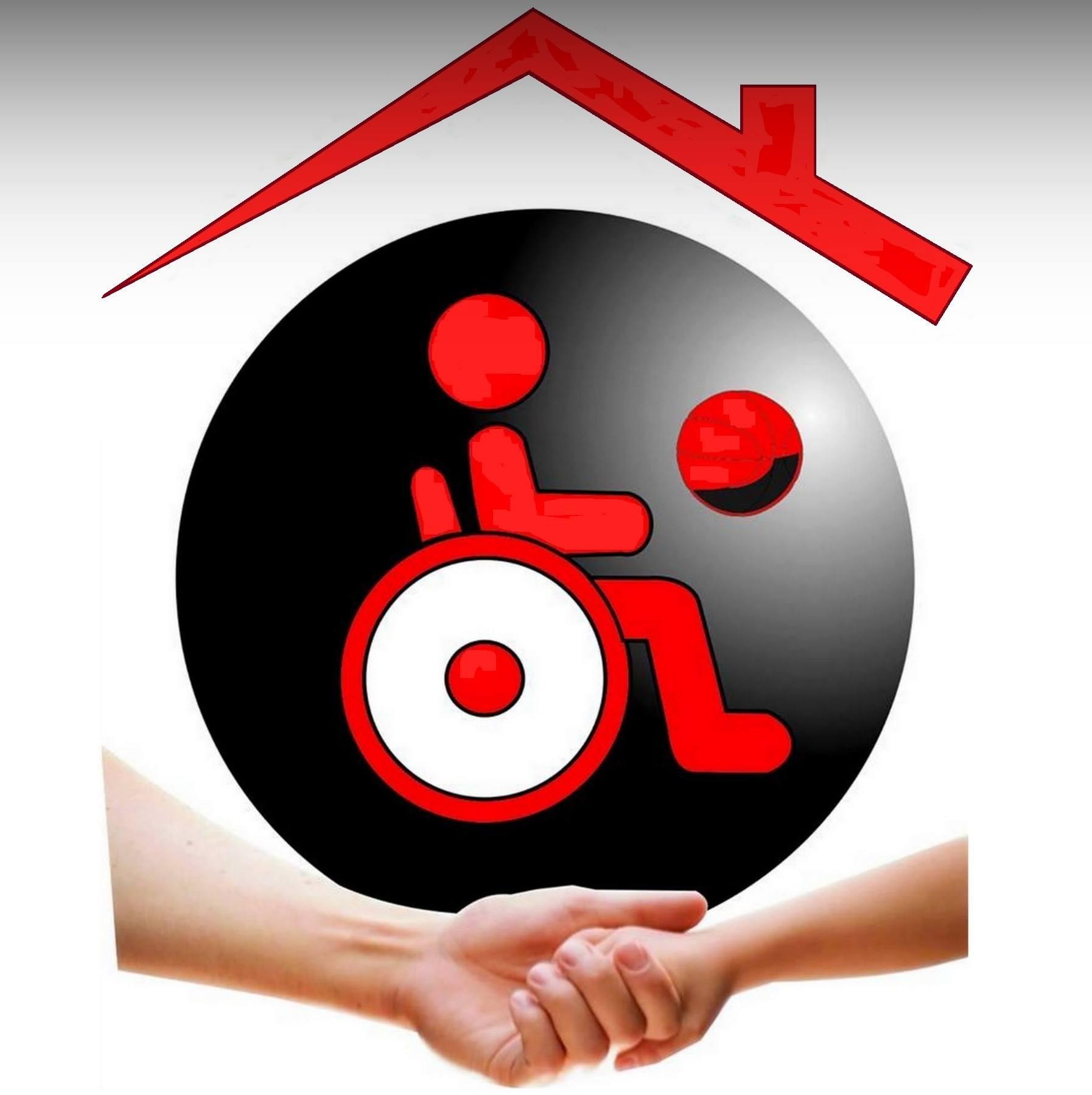 Asociația Club Sportiv a Persoanelor cu Dizabilități Fizice Brăila logo