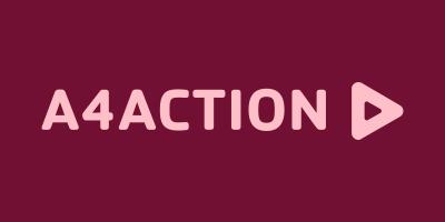 A4ACTION - ASOCIAȚIA PENTRU INIȚIATIVE ȘI DEZVOLTARE CONTINUĂ logo