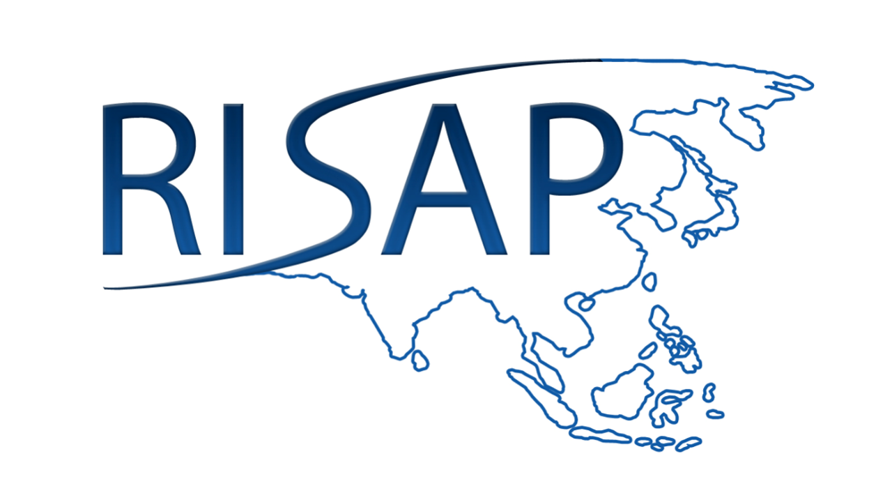 The Romanian Institute for the Study of the Asia-Pacific logo