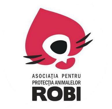 Asociatia pentru protectia animalelor ROBI logo