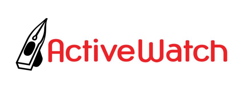 Asociatia ActiveWatch logo