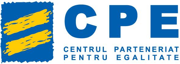 Fundatia CPE - Centrul Parteneriat pentru Egalitate logo