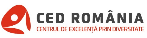 Asociația CED România - Centrul de Excelență prin Diversitate logo