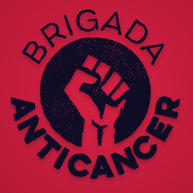Brigada AntiCancer logo