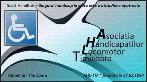 Asociatia Handicapatilor Locomotor Timisiara logo