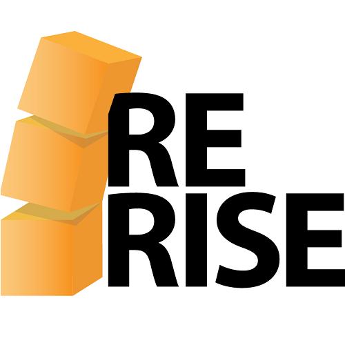 Asociatia pentru Reducerea Riscului Seismic - Re:Rise logo