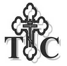 Parohia Toma Cozma logo