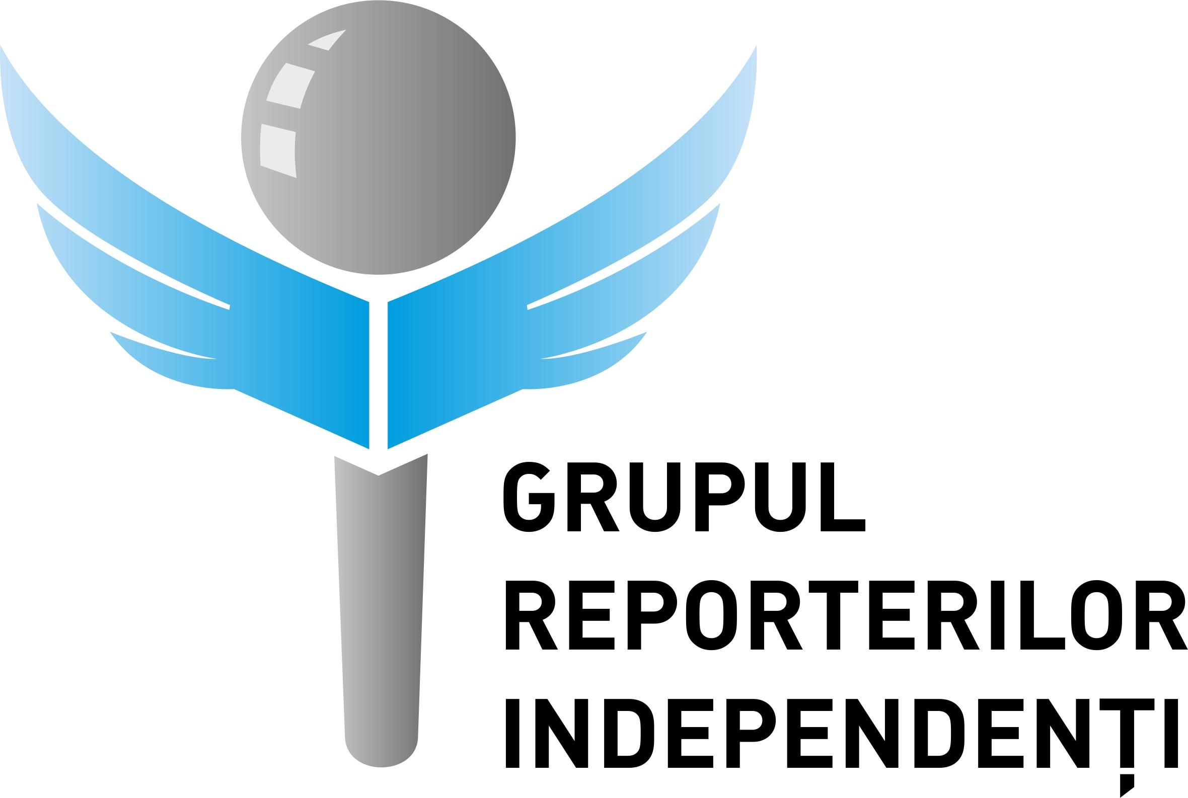 Asociația Grupul Reporterilor Independenți logo