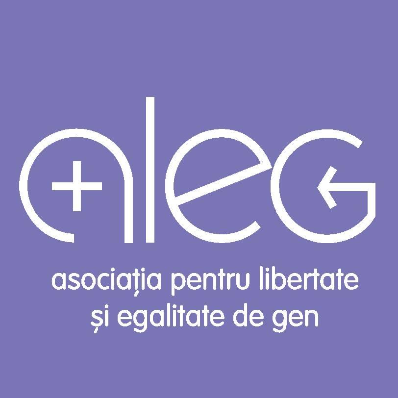 Asociația pentru Libertate și Egalitate de Gen - A.L.E.G. logo