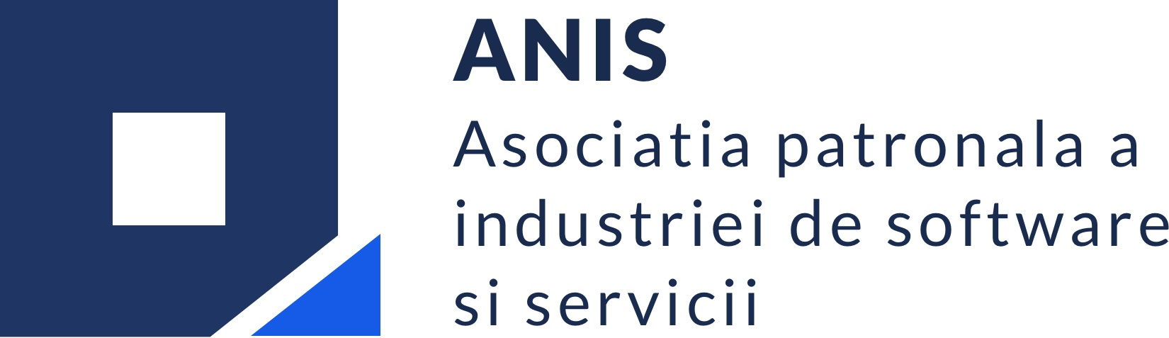 Asociatia Patronala a Industriei de Software si Servicii – ANIS logo