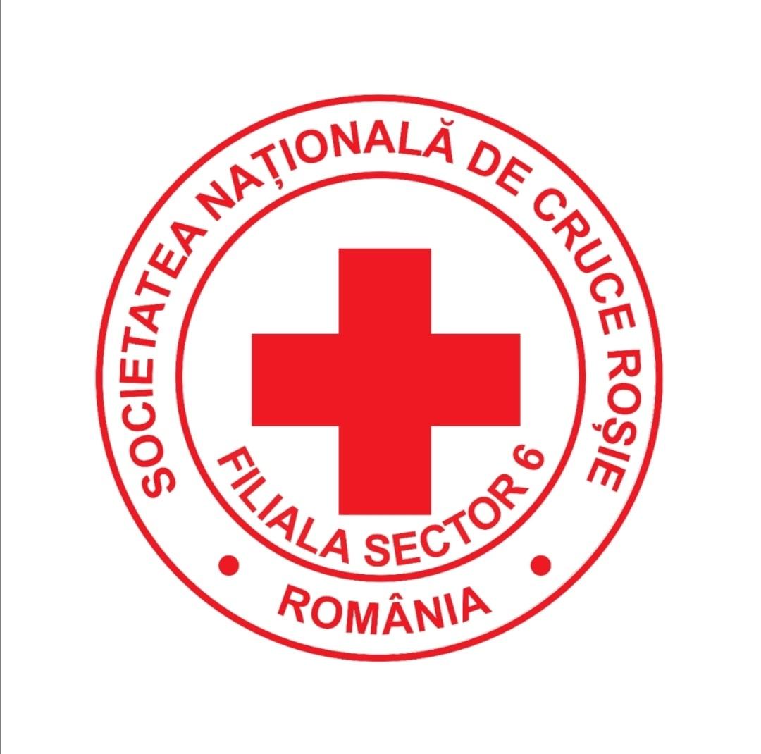 Crucea Roșie Română – Filiala Sector 6 București logo