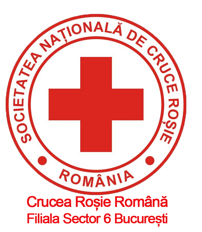 Societatea Nationala de Cruce Rosie din Romania - Filiala Sector 6 Bucuresti logo