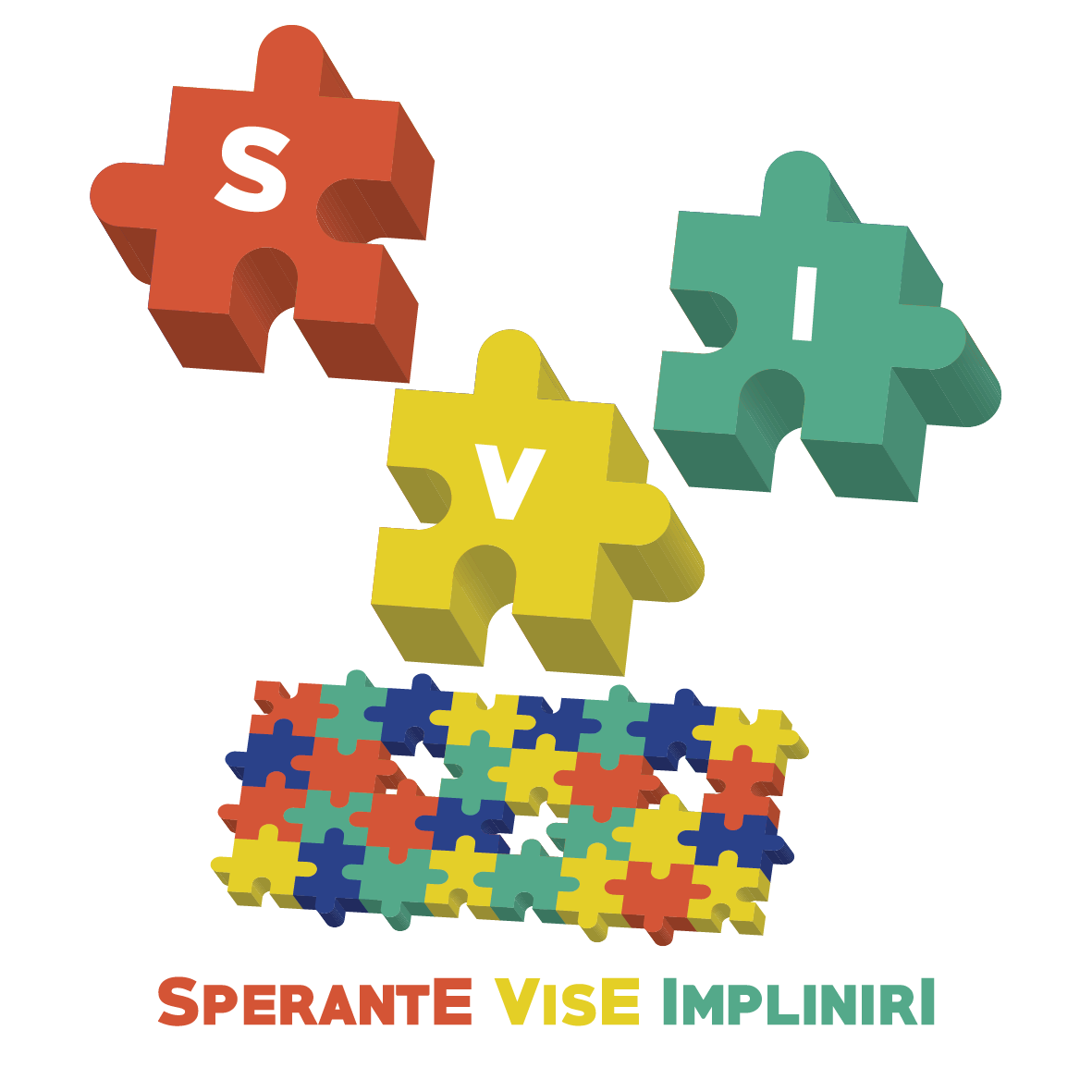 "Asociatia ""Sperante, Vise si Impliniri"" logo"