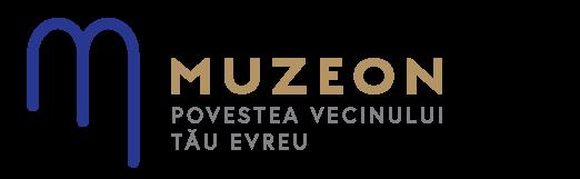 Asociatia Muzeon - povestea vecinului tau evreu logo