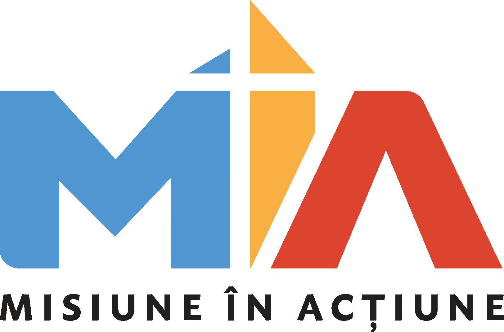 Asociația Creștină MIA logo