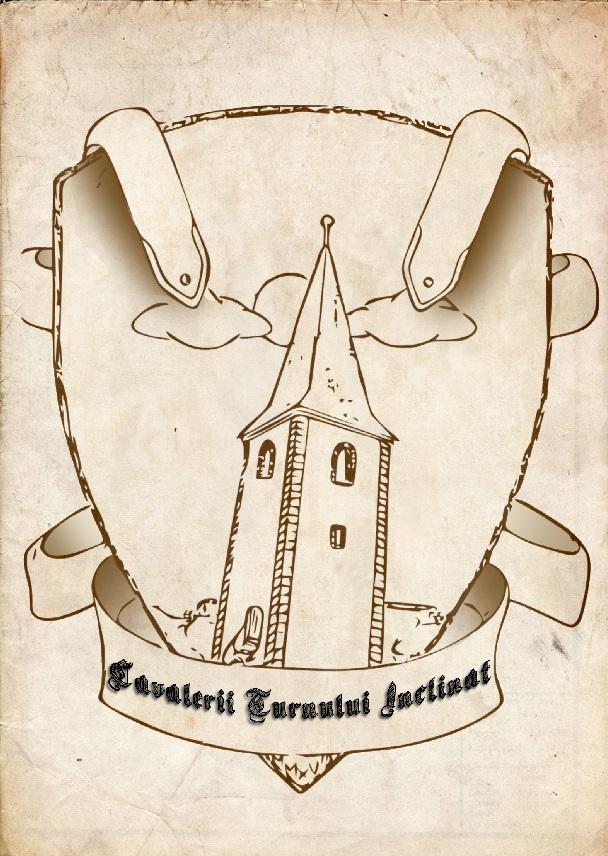 Cavalerii Turnului Înclinat logo