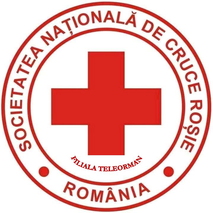 Crucea Rosie Filiala Teleorman logo