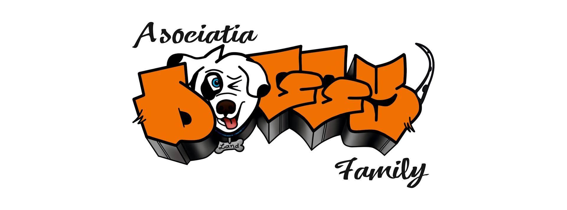 Asociatia DoggyLand Family logo