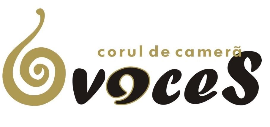 """Asociația Corală """"Voces"""" Oradea logo"""