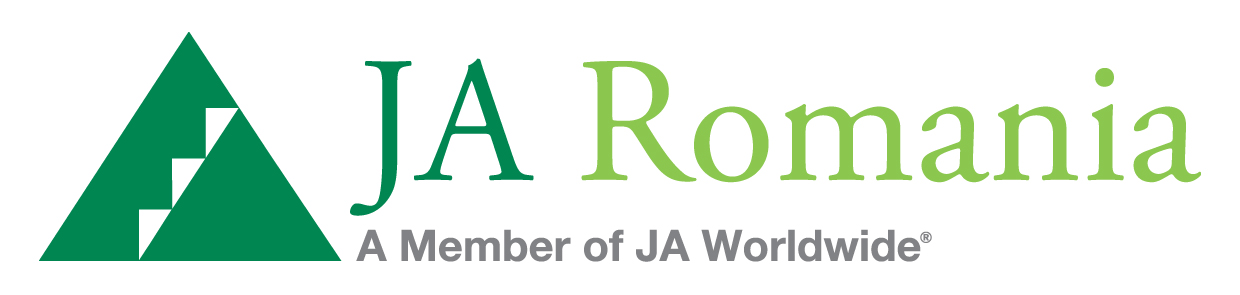 JUNIOR ACHIEVEMENT (JA) ROMANIA logo