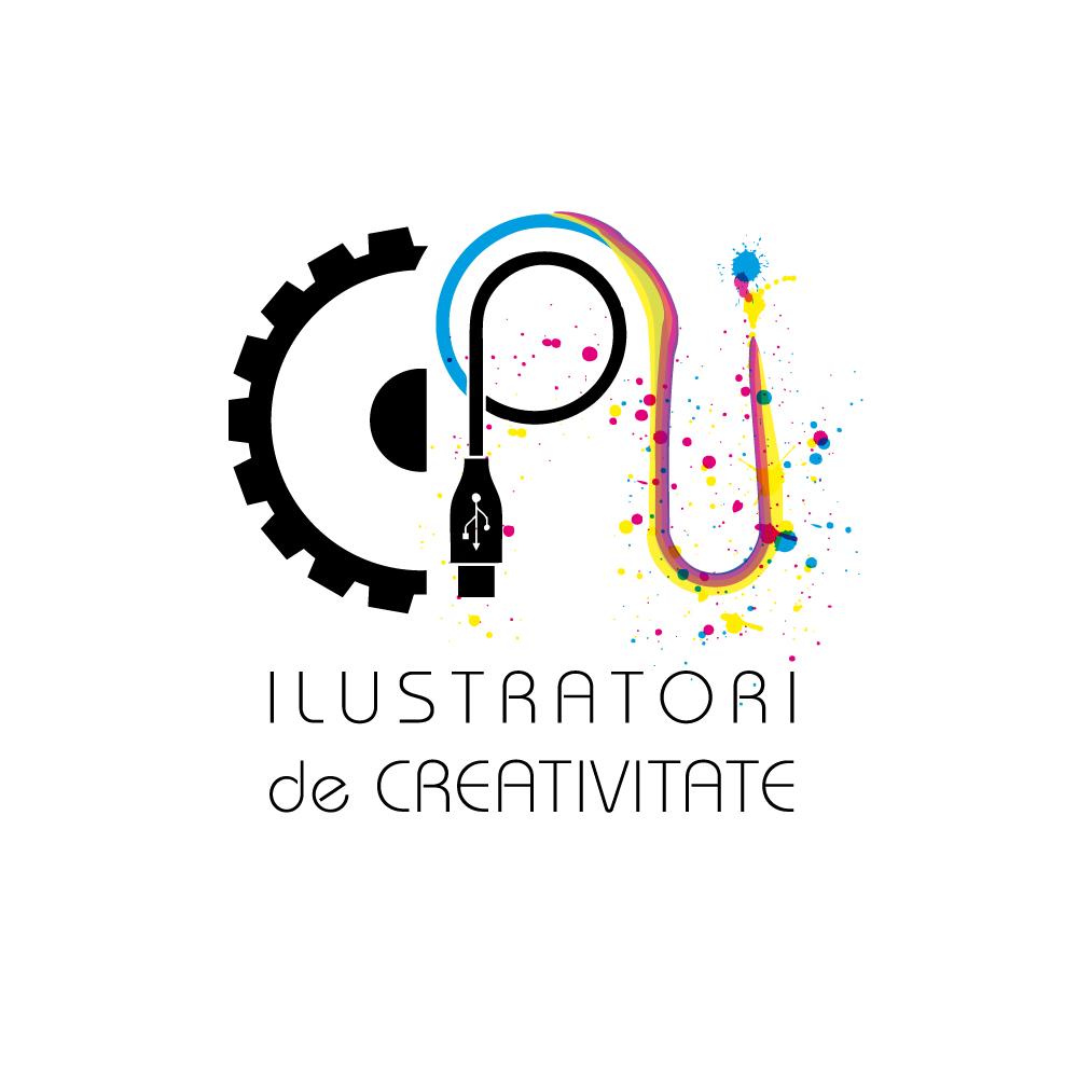 Asociația Ilustratori de creativitate logo