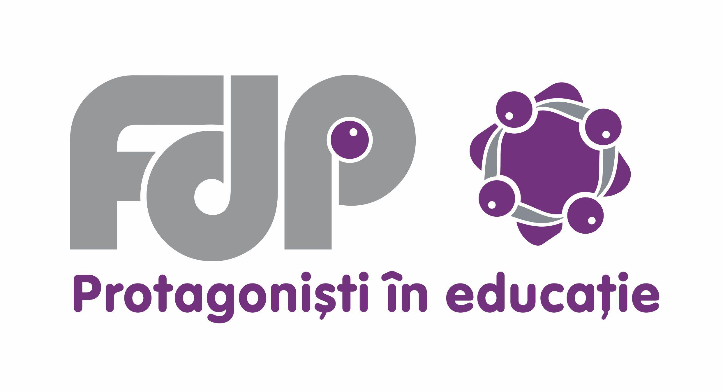 Asociatia FDP-Protagonisti in educatie logo