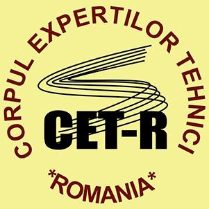 Corpul Experților Tehnici din România logo