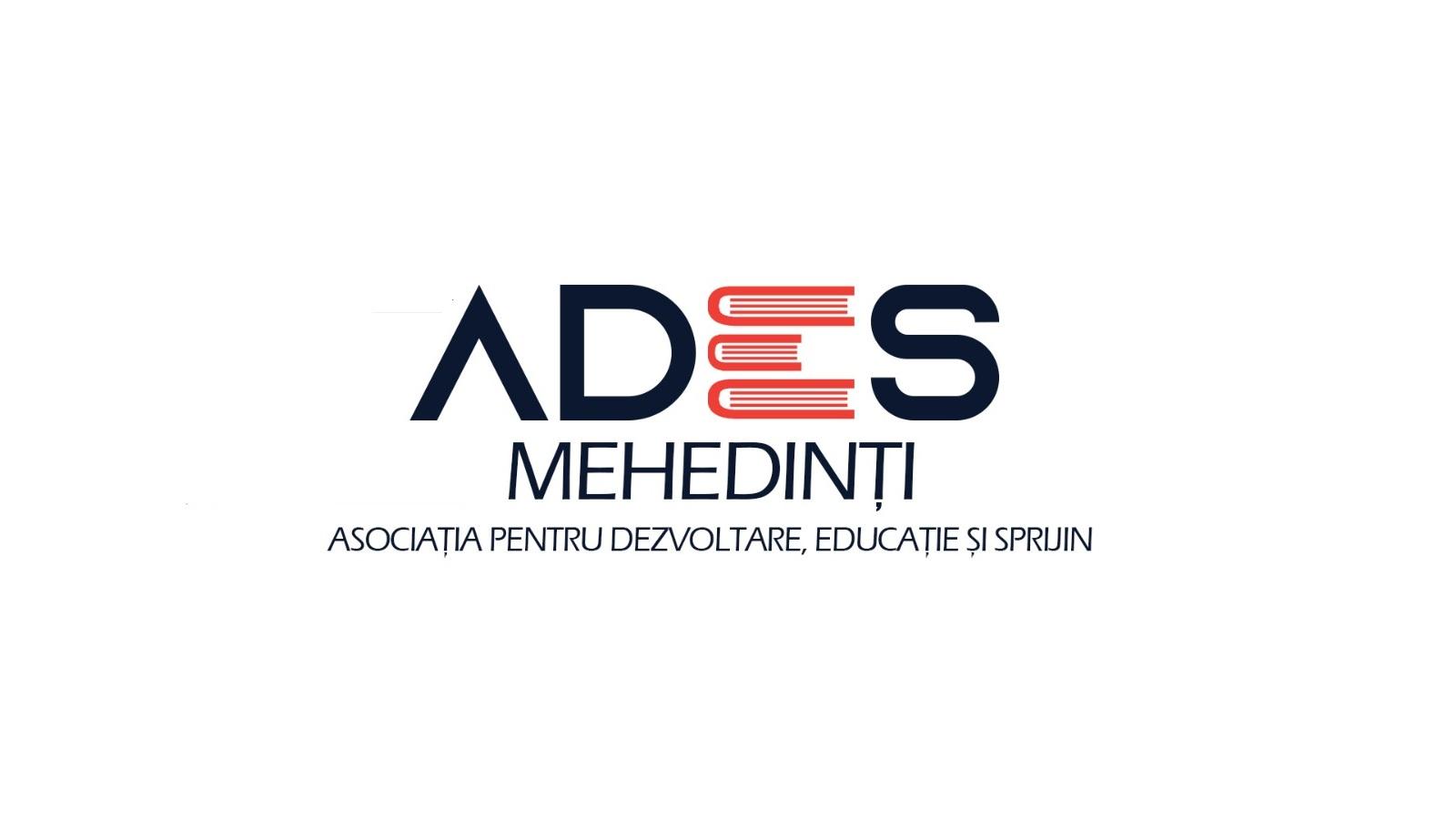 ADES - Mehedinți logo