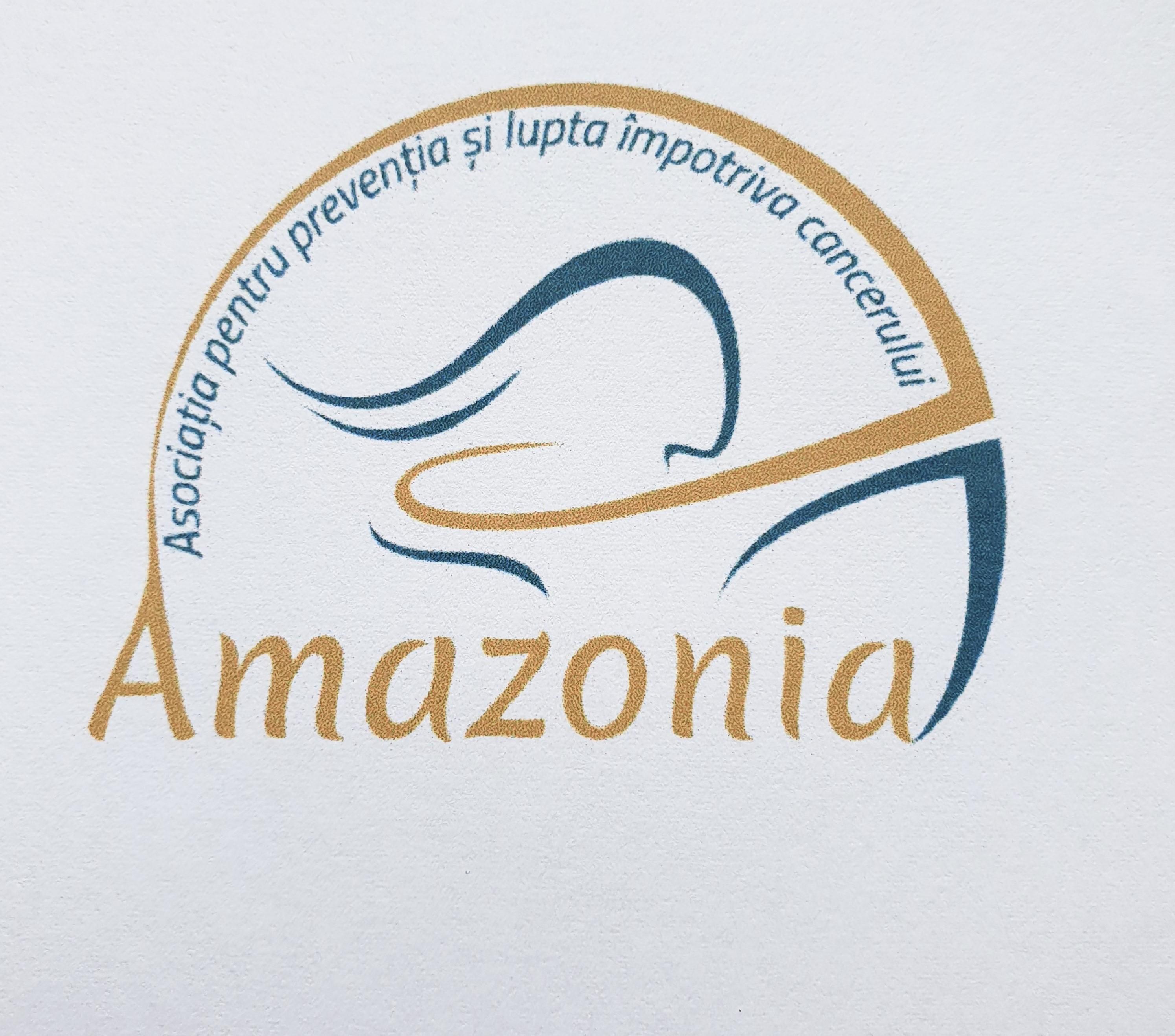 Asociatia pentru preventia si lupta impotriva cancerului AMAZONIA logo