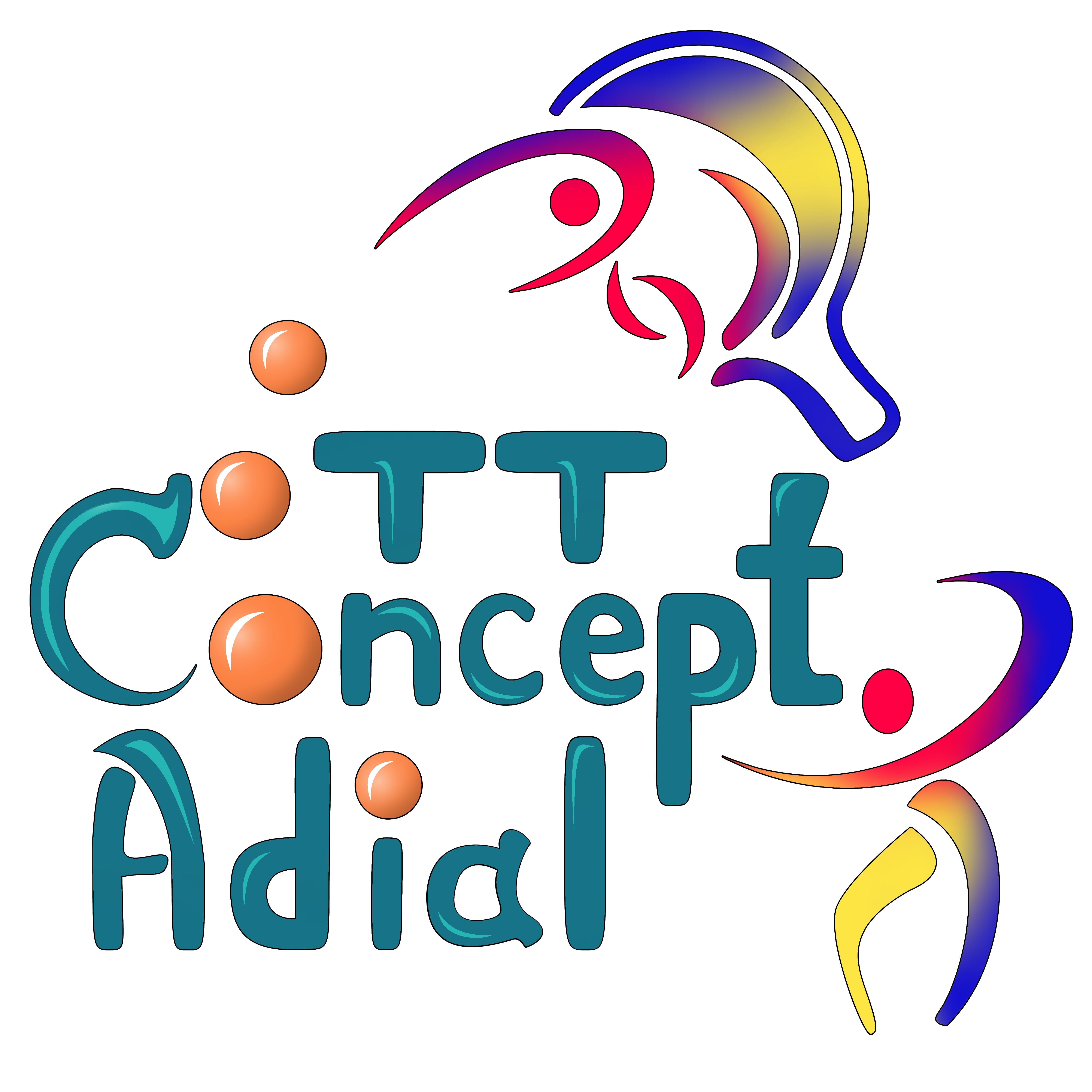 Asociatia Clubul Sportiv TT CONCEPT ADIAL logo