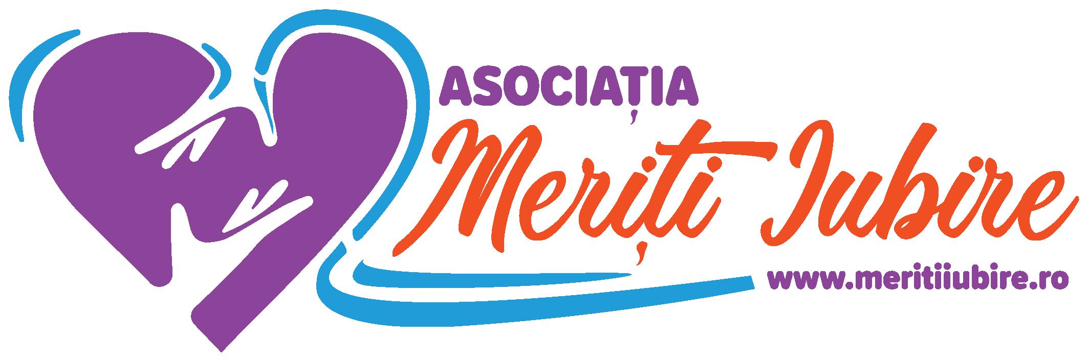 Asociația Meriți Iubire logo
